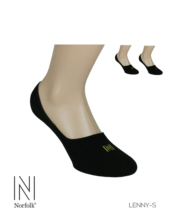 Lenny - Calcetines Invisibles Hombre Casual (Pack 3 Calcetines)